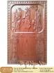Đốc lịch gỗ treo tường gỗ hương